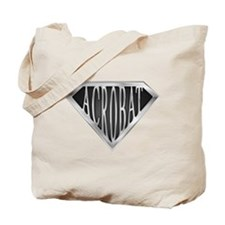 SuperAcrobat(metal) Tote Bag