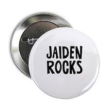 """Jaiden Rocks 2.25"""" Button"""
