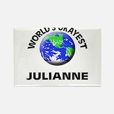 World's Okayest Julianne Magnets