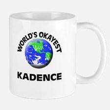 World's Okayest Kadence Mugs