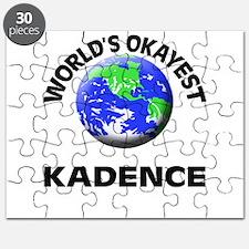 World's Okayest Kadence Puzzle