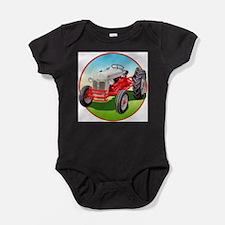Cute Ford 8n Baby Bodysuit