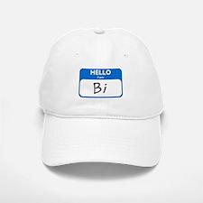 Bi Baseball Baseball Cap