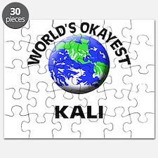 World's Okayest Kali Puzzle