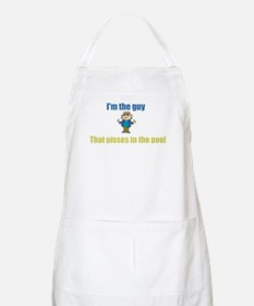 ITG...Pisses In The Pool BBQ Apron