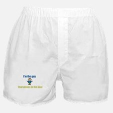 ITG...Pisses In The Pool Boxer Shorts