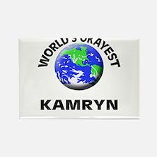 World's Okayest Kamryn Magnets