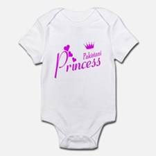 Pakistani Princess Infant Bodysuit