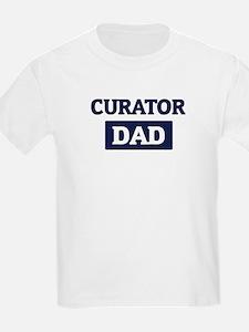 CURATOR Dad T-Shirt
