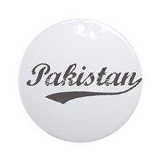 Pakistani flanger Ornament (Round)