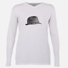 Funny Bear bryant Plus Size Long Sleeve Tee