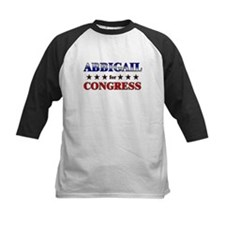 ABBIGAIL for congress Tee