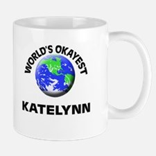 World's Okayest Katelynn Mugs
