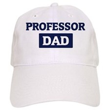 PROFESSOR Dad Baseball Cap