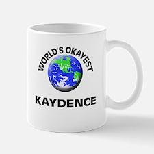 World's Okayest Kaydence Mugs