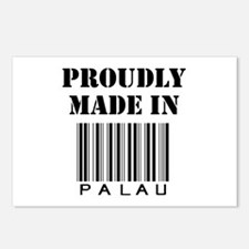 Made in Palau Postcards (Package of 8)