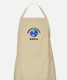 World's Okayest Kayli Apron