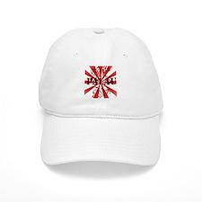 Palau red vintage Baseball Cap
