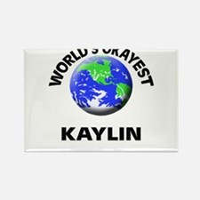 World's Okayest Kaylin Magnets