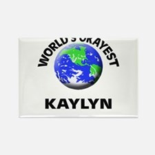 World's Okayest Kaylyn Magnets