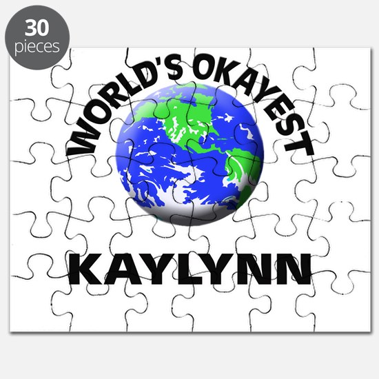 World's Okayest Kaylynn Puzzle