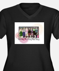 Well Behaved Women.jpg Plus Size T-Shirt