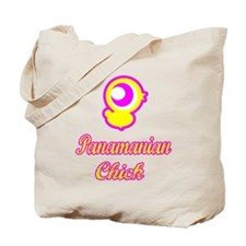 Panamian Chick Tote Bag