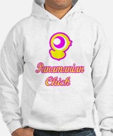 Panamian Chick Hoodie