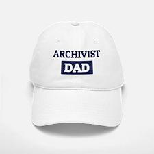 ARCHIVIST Dad Baseball Baseball Cap