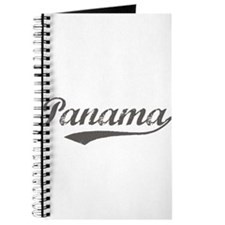 Panama vintage Journal