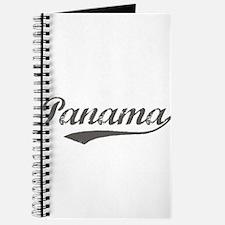 Panama vintage Journal