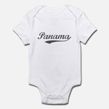 Panama vintage Infant Bodysuit