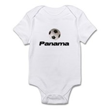 Panama Soccer Infant Bodysuit