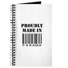proudly made in Panama Journal