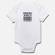 proudly made in Panama Infant Bodysuit