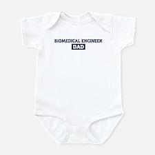 BIOMEDICAL ENGINEER Dad Infant Bodysuit