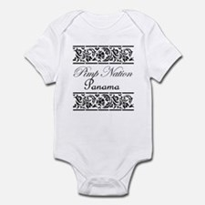 Pimp nation Panama Infant Bodysuit