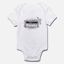 Wild Panama Infant Bodysuit