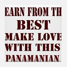 Learn best from Panamian Tile Coaster