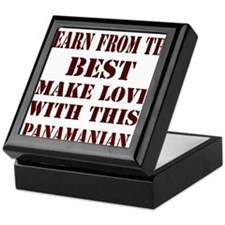Learn best from Panamian Keepsake Box