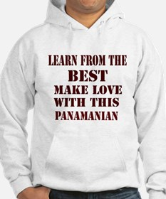 Learn best from Panamian Hoodie