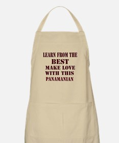 Learn best from Panamian BBQ Apron