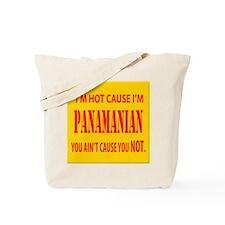 Hot Panamian Tote Bag
