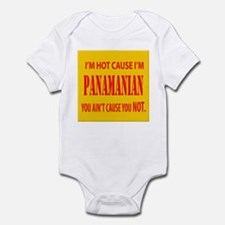 Hot Panamian Infant Bodysuit