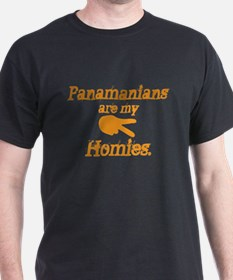 Panamians are my homies T-Shirt