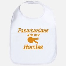 Panamians are my homies Bib
