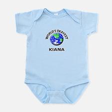 World's Okayest Kiana Body Suit