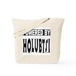 Powered by Holubtsi Tote Bag