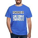Powered by Holubtsi Dark T-Shirt