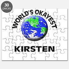 World's Okayest Kirsten Puzzle